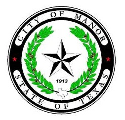 Seal for city of Manor